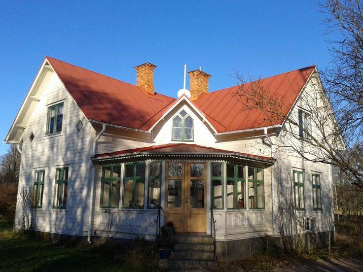 Trädgårdsvillan - Sveriges vackraste villa 2012 - viivilla.se