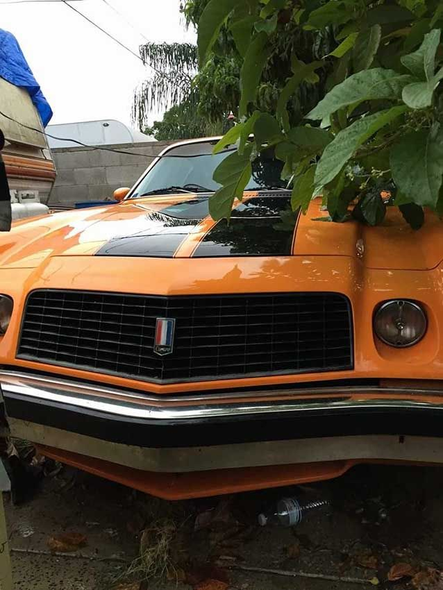 2nd gen 1974 Chevrolet Camaro w/ rebuilt engine For Sale in Riverside, California, US.