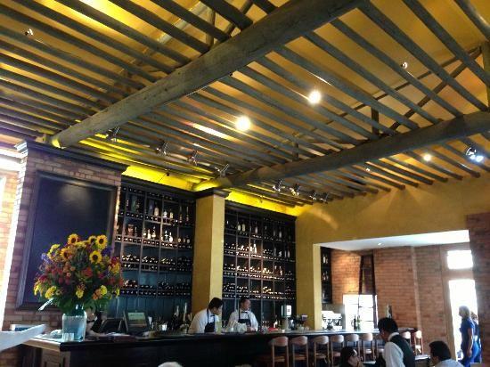 Balzac Restaurant Bogotá, Colombia