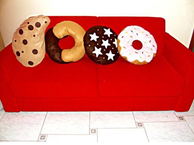 Cuscini biscotto di Fantasia Chic*
