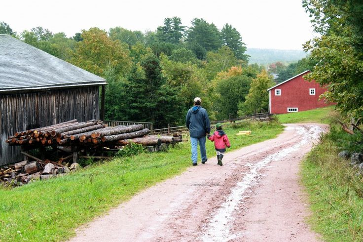 Hitting the Trail: Ross Farm Museum (New Ross, Nova Scotia)