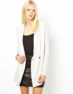 James Perse Notch Collar Soft Jacket