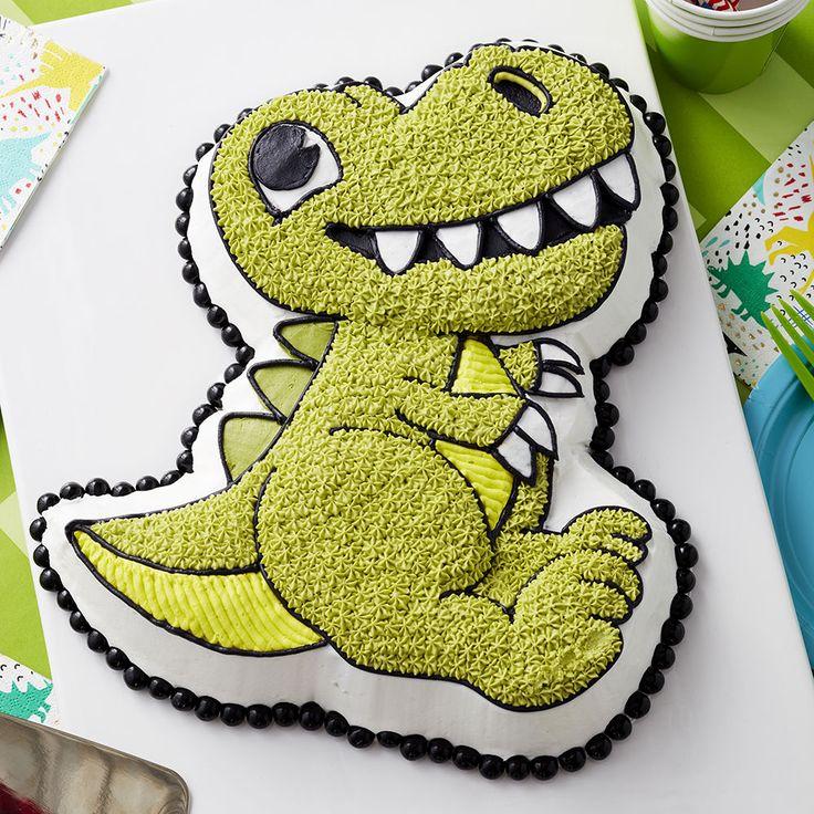 Dinosaur Birthday Cake Wilton: Best 25+ T Rex Cake Ideas On Pinterest