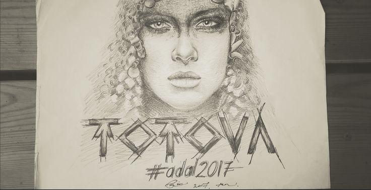 Totova #tothgabi #draw #drawing #art #artwork #pencil #pencilart