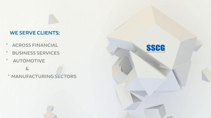 SSCG Solutions