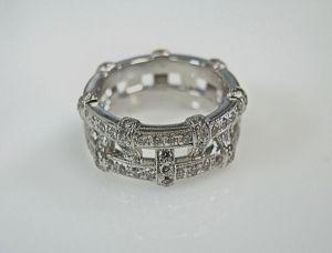 Diamond Eternity Band by Tiffany