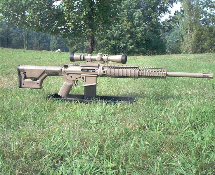 Custom .458 SOCOM AR-15 Rifle in Flat Dark Earth -- SOLD PENDING FUNDS!!! - AR15.Com Archive