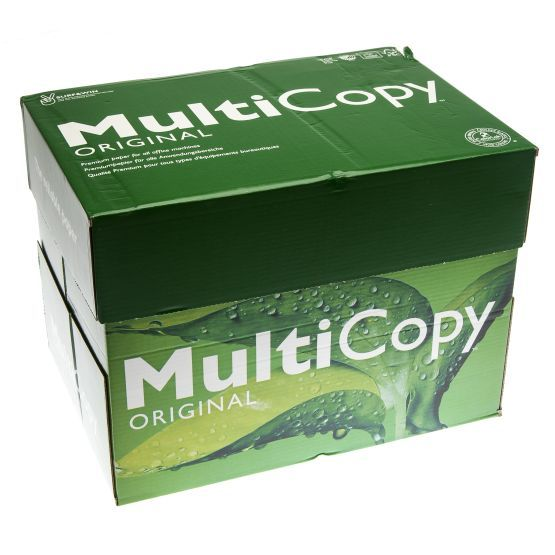 Kopieringspapper MULTICOPY A4 80g hålat 5x500/fp fra InkClub. Om denne nettbutikken: http://nettbutikknytt.no/inkclub-com/