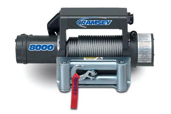 Winch Ramsey Patriot 8000 R 24V
