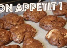 VIDÉO. Pour recycler vos chocolats de Pâques, cette recette de cookies brownies est parfaite