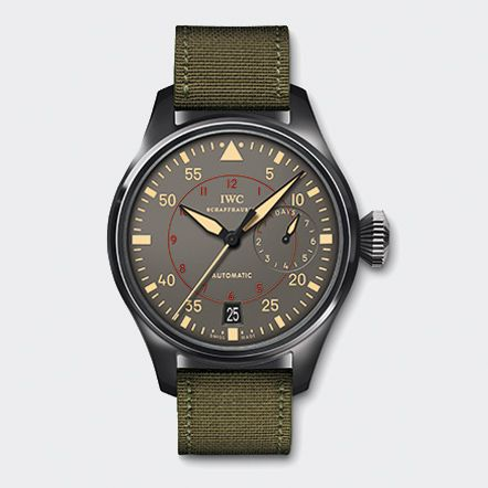 Top Gun Miramar Watch by IWC....Another Classic Timepiece from IWC.