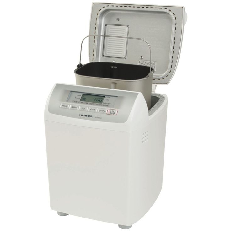 Panasonic Bread Maker With Raisin And Nut Dispenser