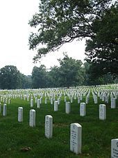 Nationalfriedhof Arlington – Wikipedia