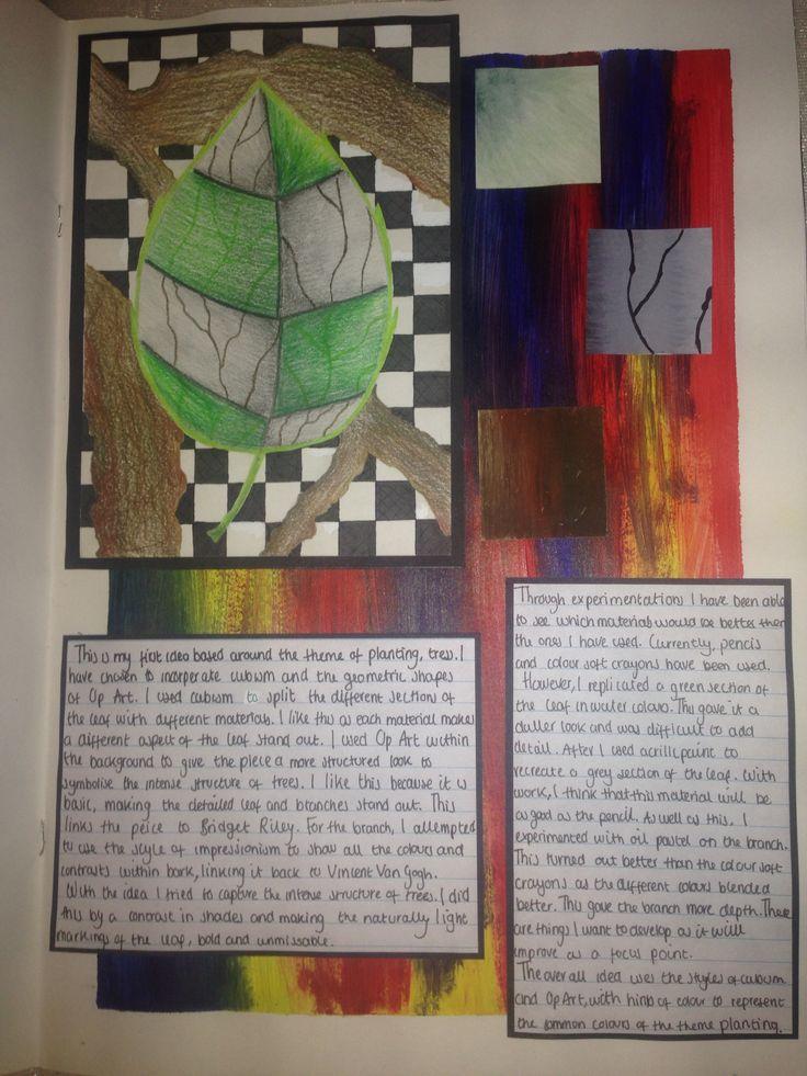 Idea page 1