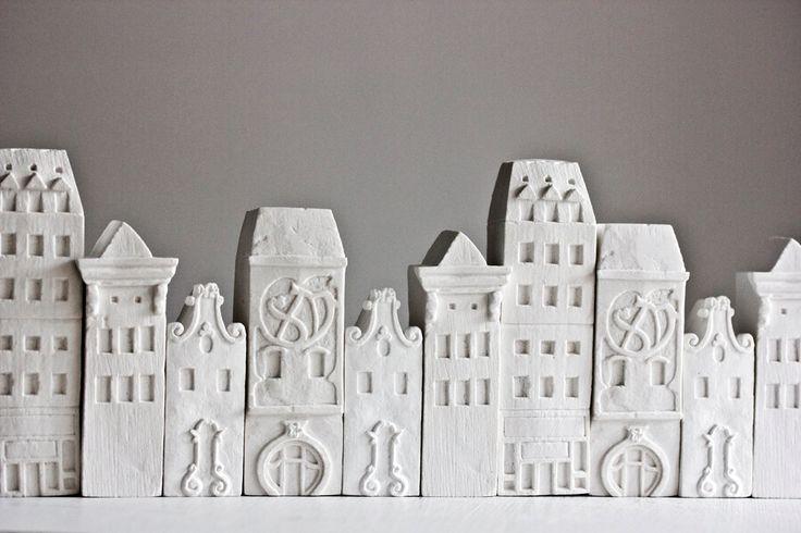 porcelain city