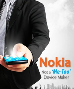 Nokia is all about producing something different and the mobile phone maker is on a path to developing an indelible identity.  http://www.ceomag.co.za/#!nokia/cgw2