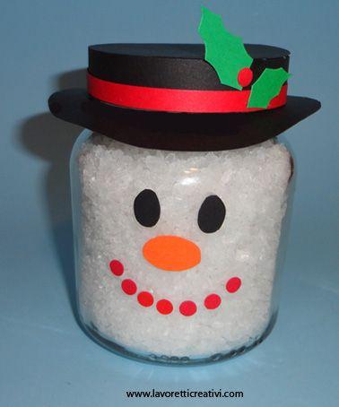 Qui trovi tanti Lavoretti di Natale per bambini e per la famiglia.