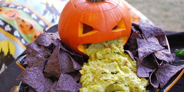 Puking Pumpkin - GoodHousekeeping.com