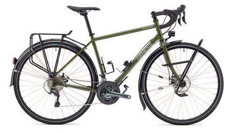 Si Est 225 S Buscando Una Bicicleta De Cicloturismo De Acero
