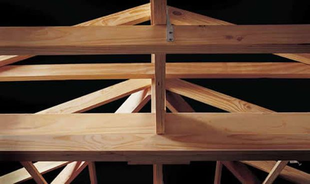 Laminated veneer lumber (LVL): product review and leading case study, Netball Central by Scott Carver | Architecture And Design
