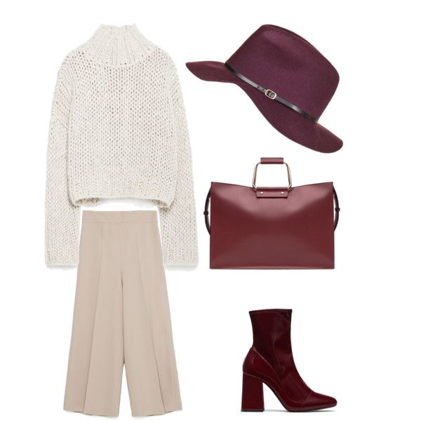 To my client from Moscow #stylist #work by olga-chistogasheva on Polyvore featuring polyvore, fashion, style, Zara and Topshop