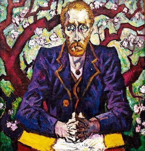 Lev Baiakhchevi. «Van Gogh». 1983. Лев Баяхчев. «Ван Гог». 1983 год. #georgia#saqartvelo#sakartvelo#art#сакартвело#arts#painting#nature#tbilisi#искусство#грузия#кавказ#vsco#vscogeorgia#vscorussia#tbilisi#love#inspiration#colors#вдохновение#тбилиси#любовь#красота#живопись#батуми#batumi#picasso#dali#pirosmani#картины#галерея
