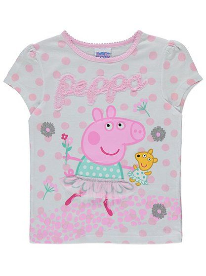 Peppa Pig Ballet Pyjamas, read reviews and buy online at George. Shop from our latest range in Kids. Send your little Peppa off to sleep in style with these ...
