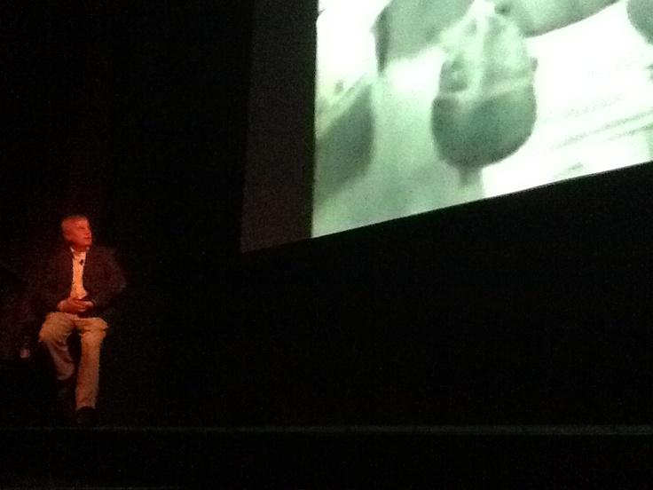 #AldoGrasso ha parlato di #cibo in #TV al secondo appuntamento di #Convivio.