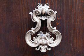 Beautiful detailed knocker