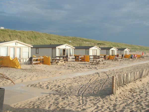 Take2 strandhuisjes, Noordwijk aan Zee
