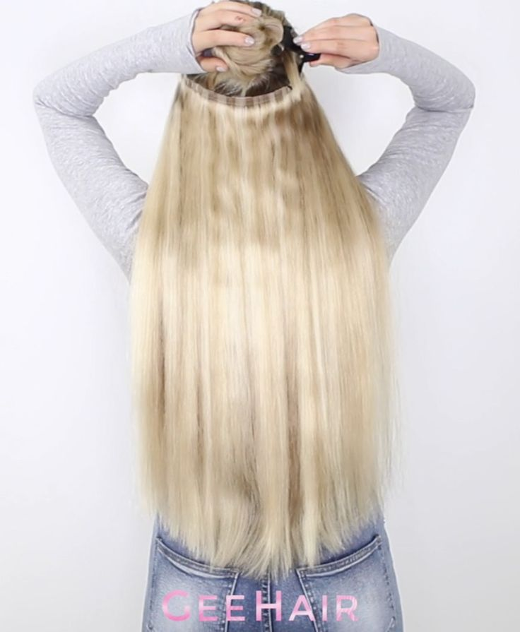 13 best the best one piece hair extension images on pinterest multiway weave the best one piece hair extensions from geehair hairextensions pmusecretfo Gallery