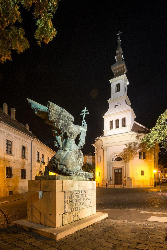 Buda Lutheran Church, Budapest