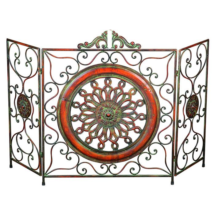 Fireplace Design cast iron fireplace screen : 14 best Fire Screens images on Pinterest