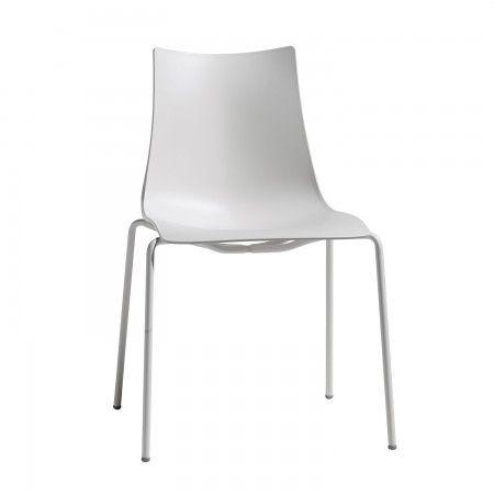 Zebra stoel Scab Design wit | Musthaves verzendt gratis