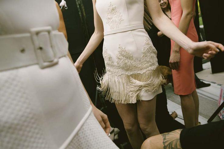 Blog | Zeynep Tosun Couture Ipekyol Koleksiyonu Backstage