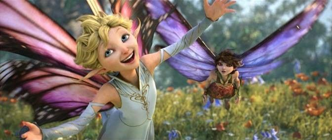 Disney's Strange Magic the Trailer by Touchstone Pictures in Theaters January 23rd