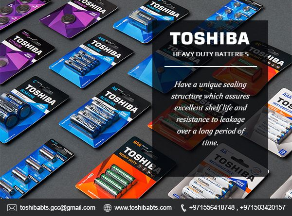Toshiba Carbon Zinc Battery Aaa Size Toshiba Rechargeable Batteries Battery Pack