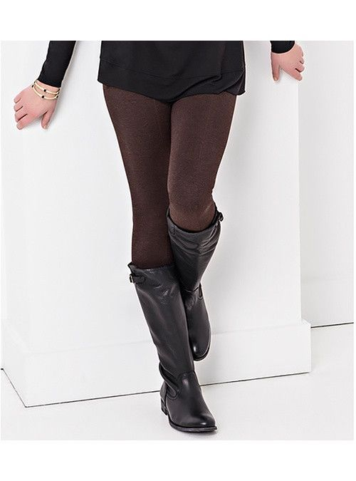 Must have legging! Tummy control and figure flattering! You will def need to grab the brown leggings this season!