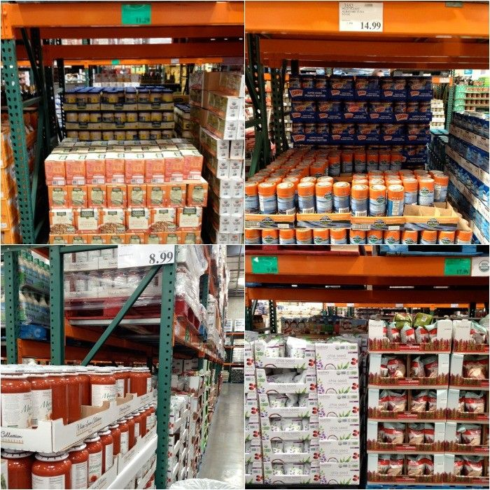 Pure maple syrup, Raw AZ wildflower honey {buy whatever local honey your Costco has!} My Go-To Costco Shopping List