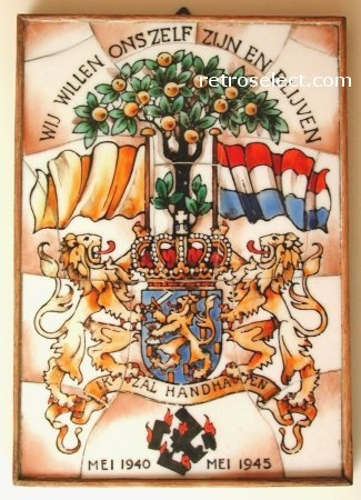 The Netherlands and the Dutch Royal Coat of Arms