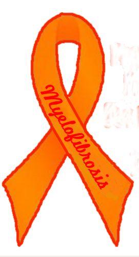 myelofibrosis awareness ribbon | Myelofibrosis Ribbon And ...