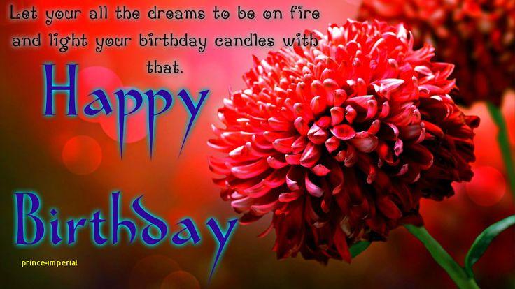 15 new flower card birthday image  birthday wishes