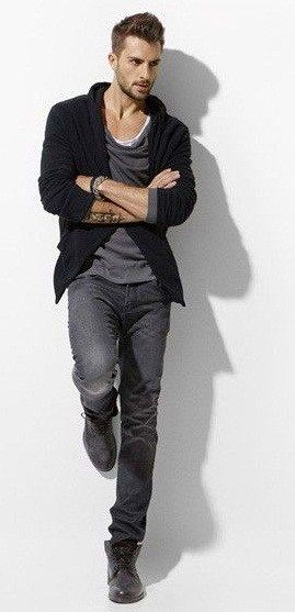 new year outfit mens style