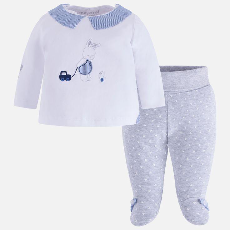 Conjunto polaina niño Perla vigoré | Детская одежда | Детская ...