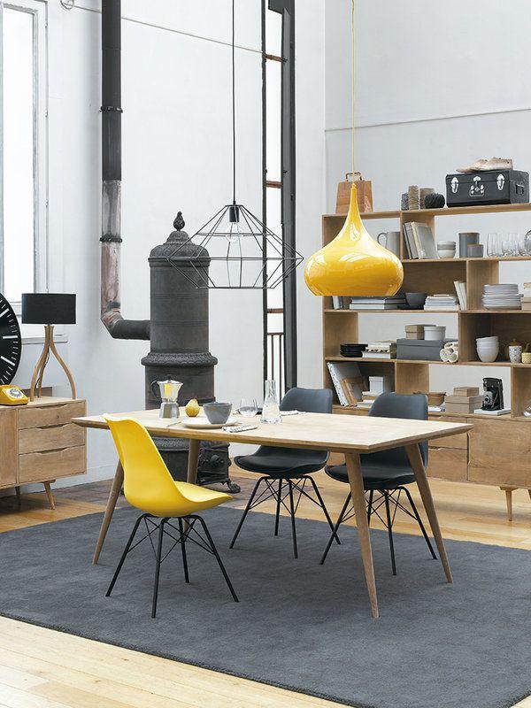 159 best comedores images on pinterest interiors for Comedor industrial buffet
