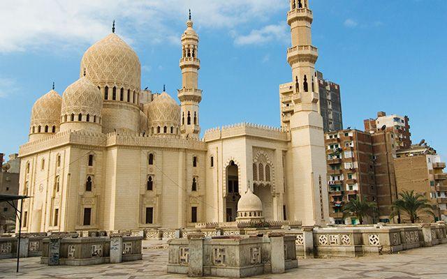 Alexandria, Egito.