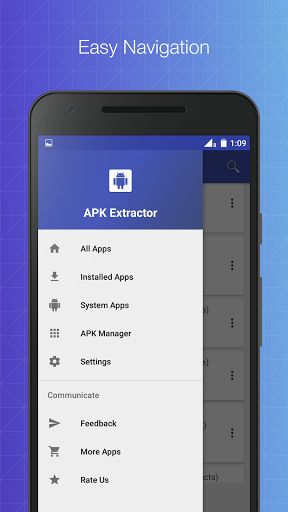 APK Extractor - Creator v1.2.1 [Unlocked]   APK Extractor - Creator v1.2.1 [Unlocked]Requirements:4.1Overview:This application will extracts(share/create/generate) APK which is installed on android device and copy to SD card.  Show the list of APK available in your sdcard Share Installed Application Apk (.apk file) via Bluetooth Email etc. Fast and easy to use. Extracts all most all applicationincludes system applications. No ROOTaccess required. Provided Search option to search…