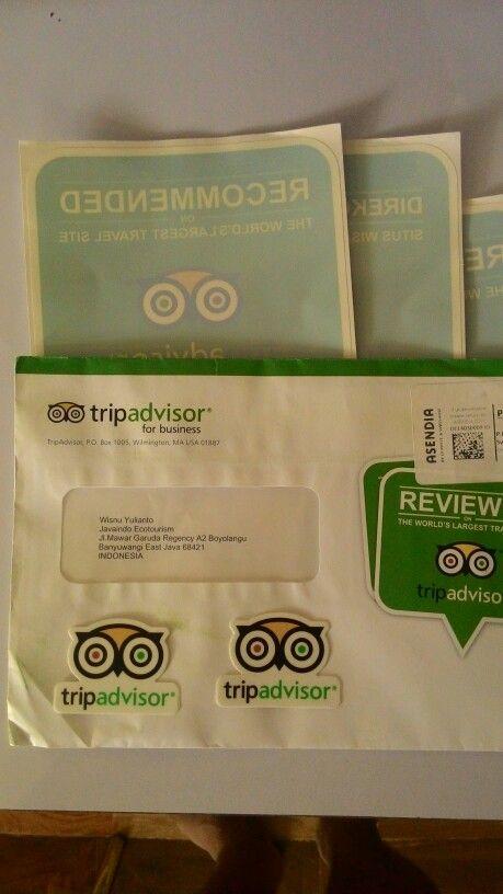 Big Thank's Tripadvisor