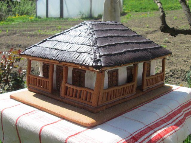 Traditional Gingerbread house https://www.facebook.com/Arkosimezeskalacs