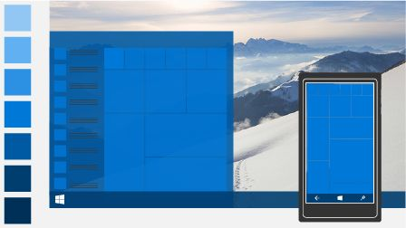 Microsoft's #StyleGuide for #Windows10 apps (aka Universal Windows Platform apps)